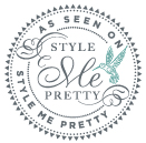 Featured in Style Me Pretty Florida Amalie Orrange Photography