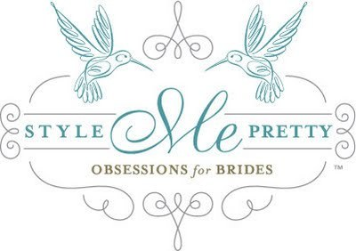 Featured in Style Me Pretty Amalie Orrange Photography