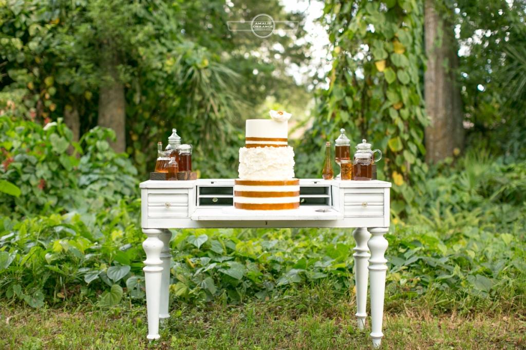 Wedding cake honey The Sugar Suite