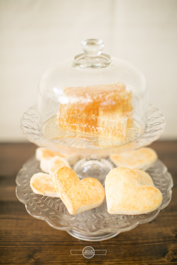 Honey and biscuits southern wedding