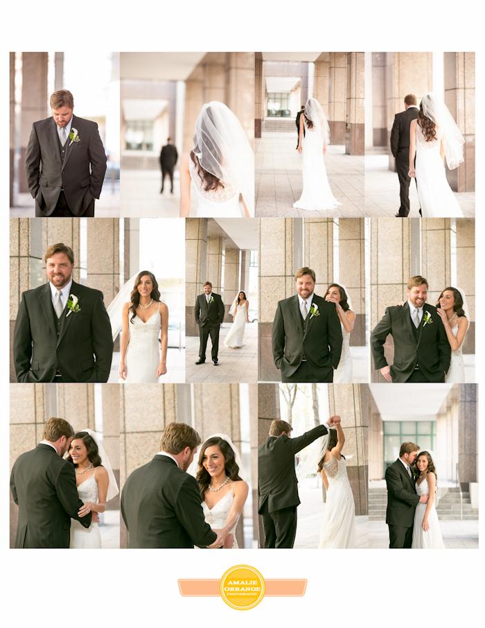 First look | Amalie Orrange Wedding Photography Orlando
