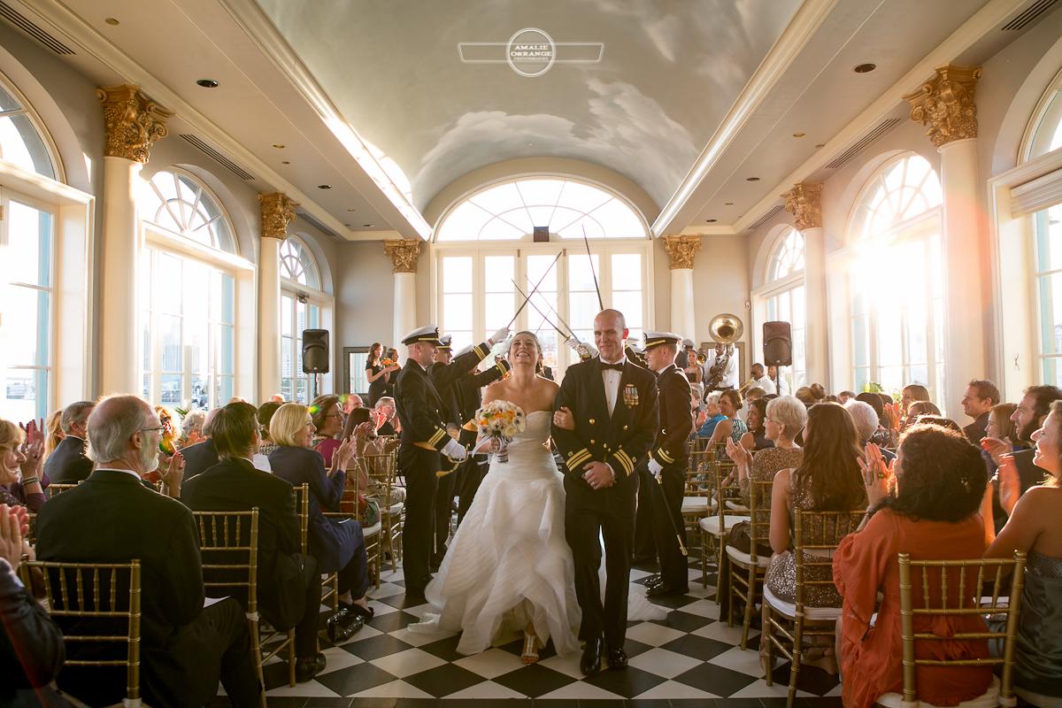 Wedding at The Galvez