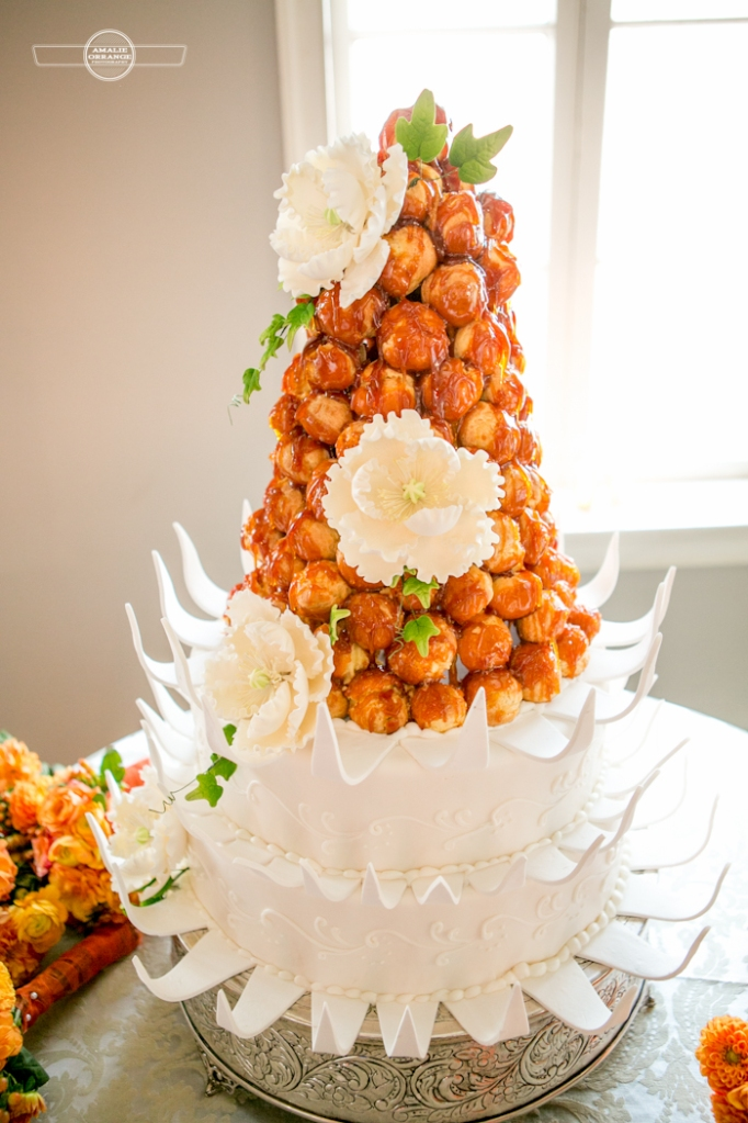 The Galvez wedding reception