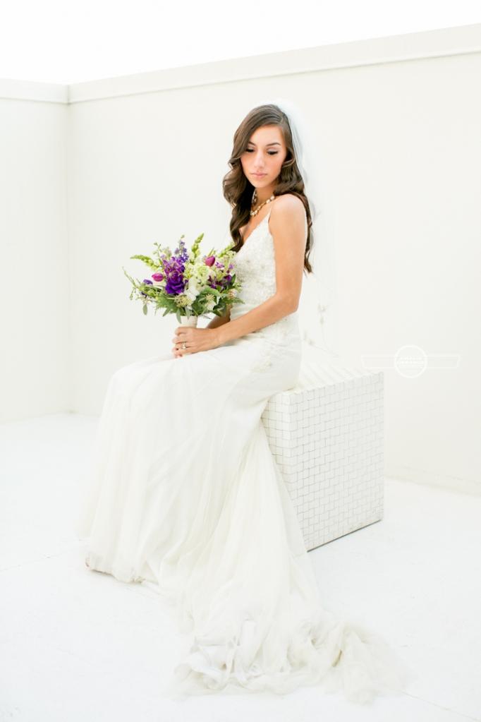 Bride at Grand Bohemian