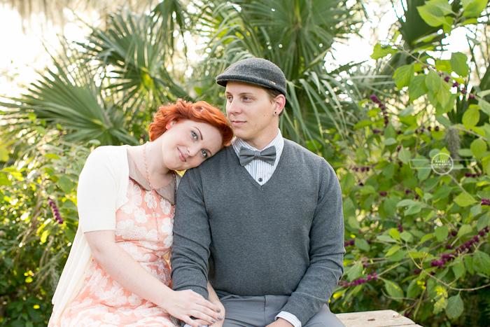 Bok Tower Engagement | Orlando Wedding Photographer