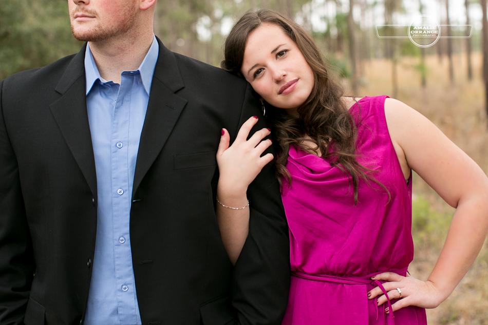 Engagement at wekiva springs
