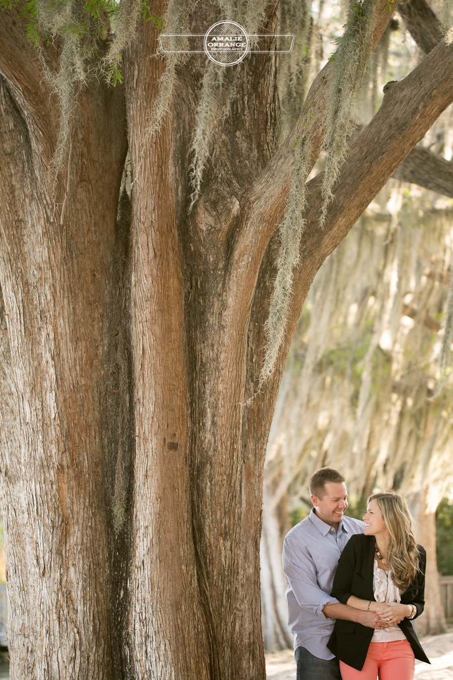 Dockside engagement winter park