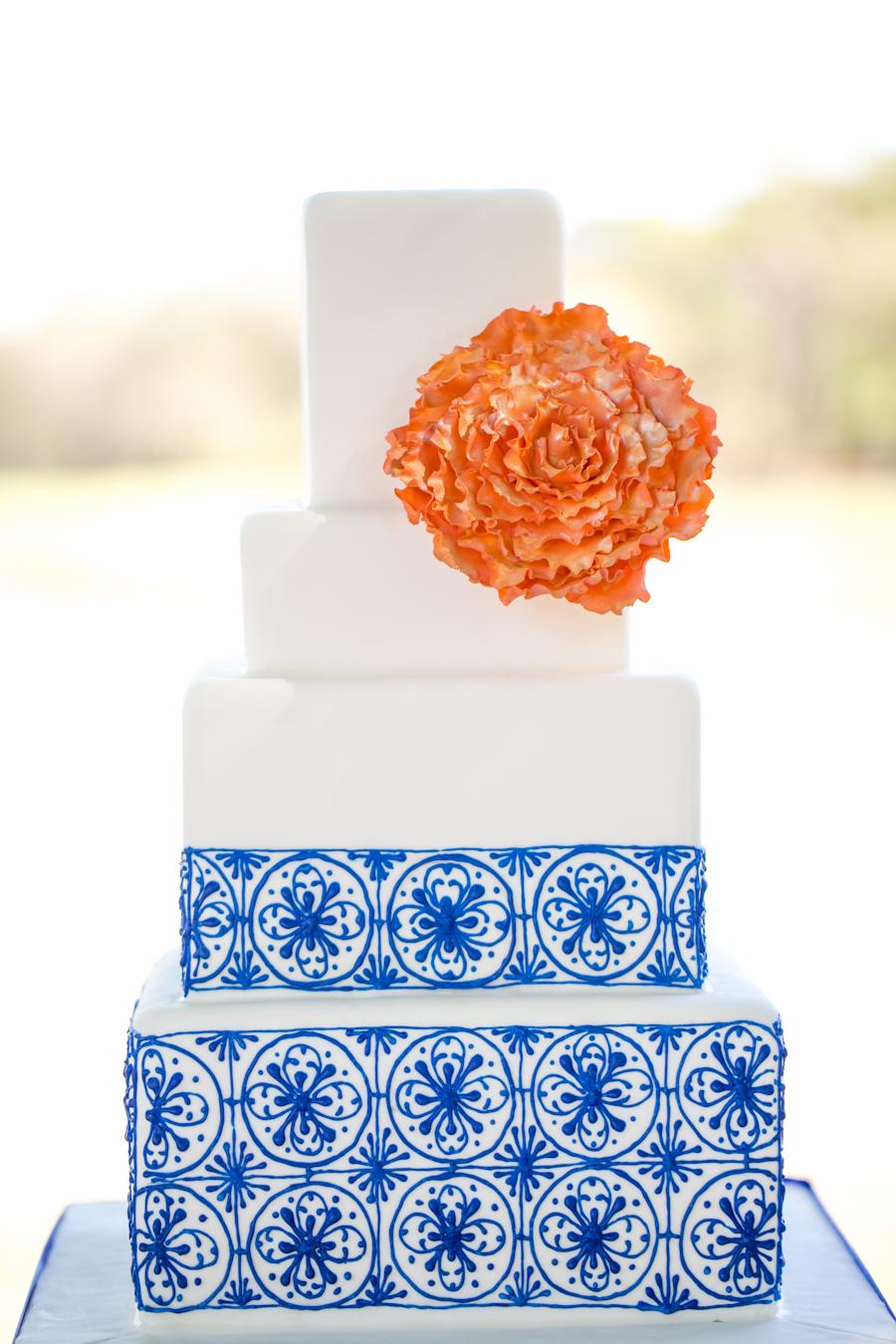 sugar suite cake mission inn wedding