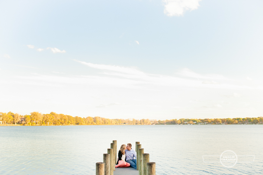 Dock engagement in Winter Park